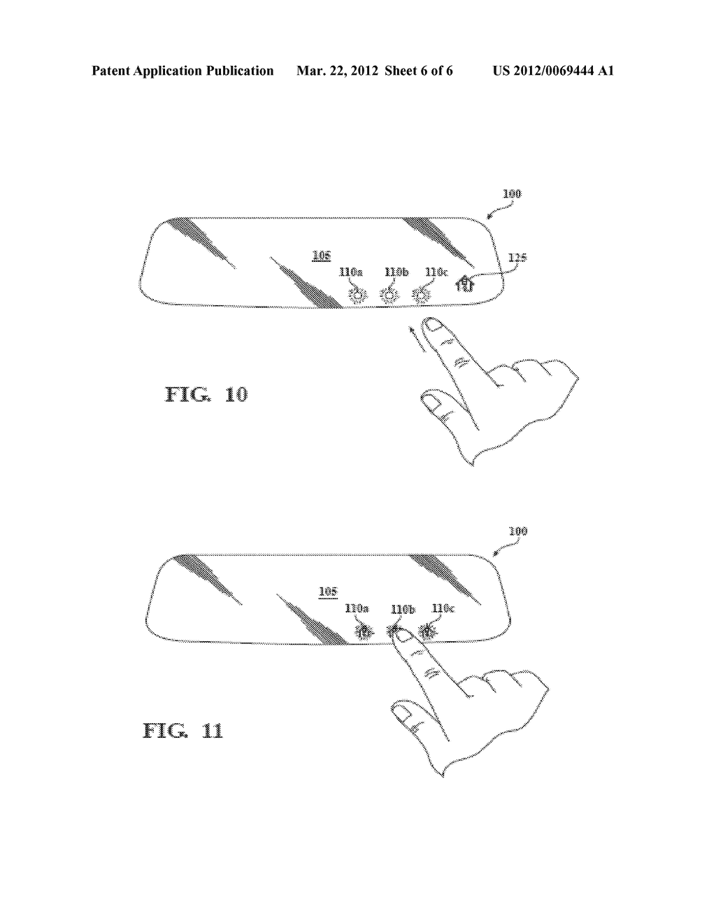 INTERIOR REARVIEW MIRROR ASSEMBLY WITH INTEGRATED INDICATOR SYMBOL - diagram, schematic, and image 07