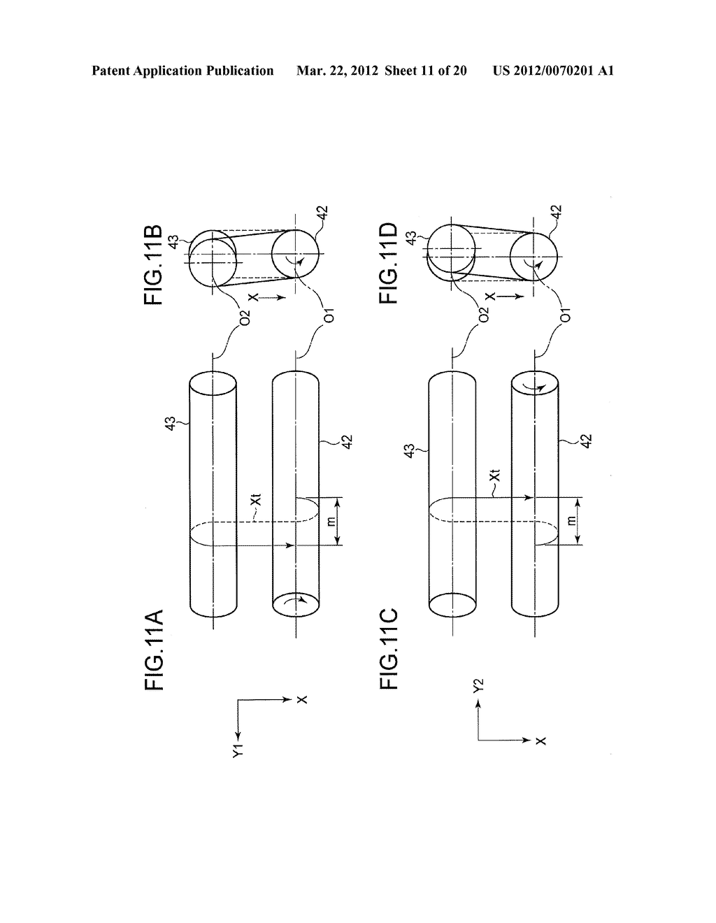 DRIVING DEVICE AND IMAGE FORMING APPARATUS - diagram, schematic, and image 12