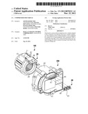 COMPRESSOR FOR VEHICLE diagram and image