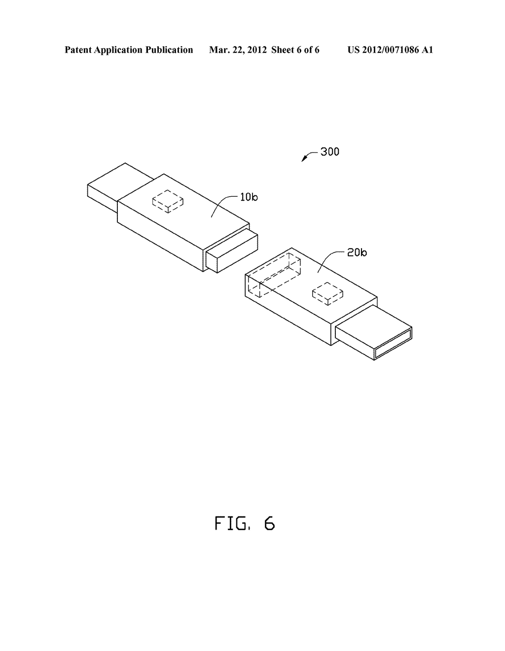 ELECTRONIC EQUIPMENT WITH SEPARABLE COMMUNICATIONS ELEMENTS AND ELECTRONIC     SYSTEM HAVING THE SAME - diagram, schematic, and image 07