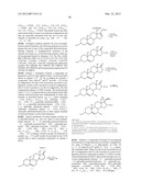 Steroid Compounds and Treatment Methods diagram and image
