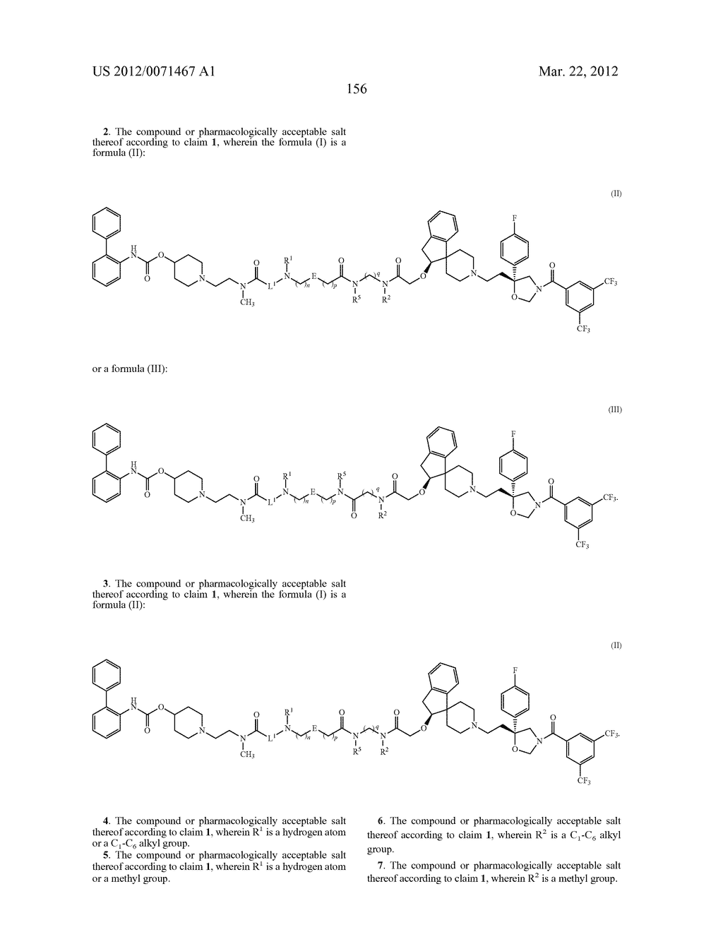 AMIDE DERIVATIVE - diagram, schematic, and image 157