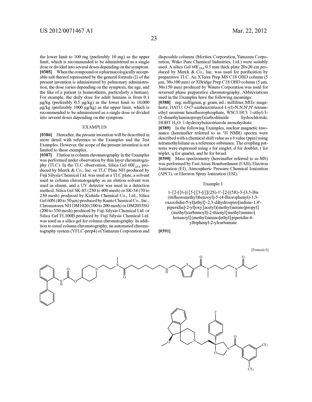 AMIDE DERIVATIVE - diagram, schematic, and image 24