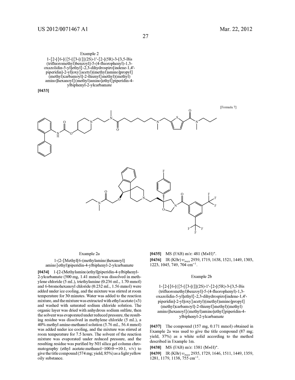 AMIDE DERIVATIVE - diagram, schematic, and image 28
