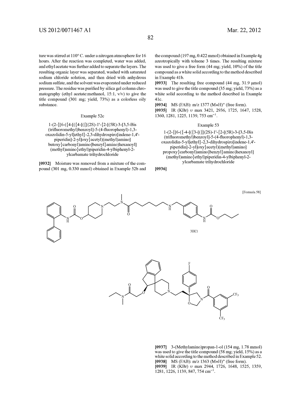 AMIDE DERIVATIVE - diagram, schematic, and image 83
