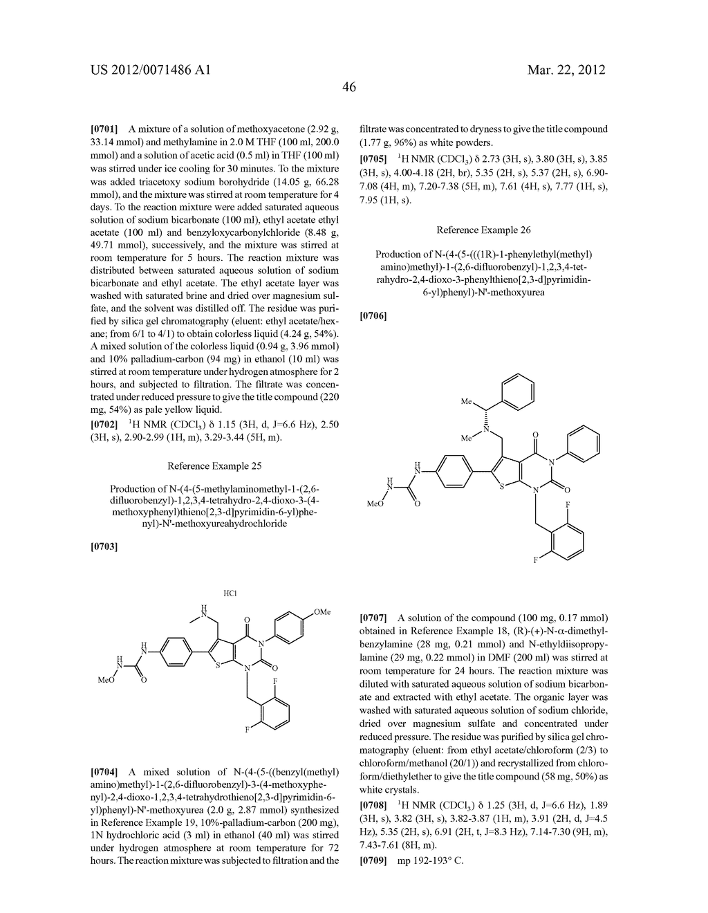 THIENOPYRIMIDINE COMPOUNDS AND USE THEREOF - diagram, schematic, and image 47