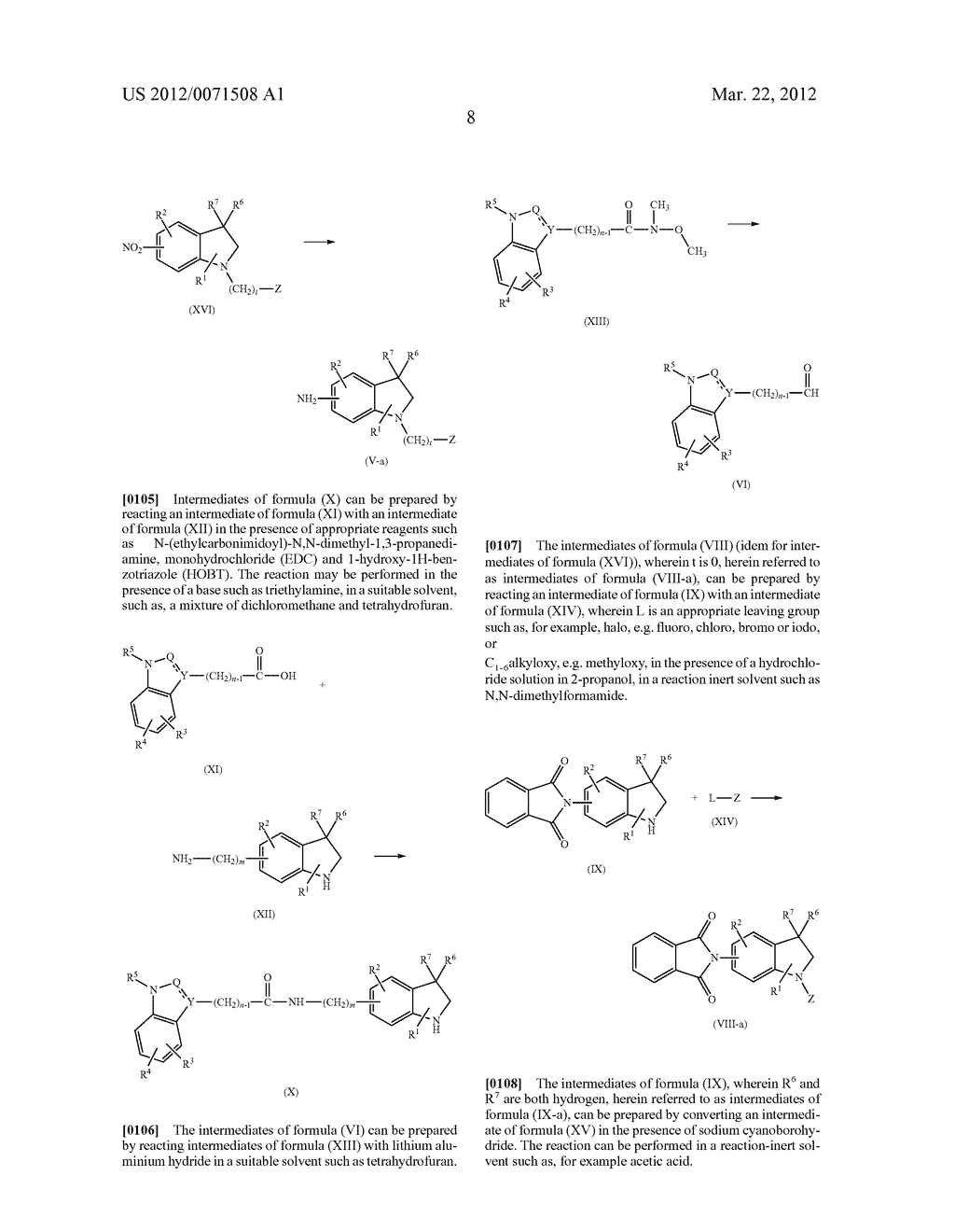 CYCLIC-ALKYLAMINE DERIVATIVES AS INHIBITORS OF THE INTERACTION BETWEEN     MDM2 AND P53 - diagram, schematic, and image 09