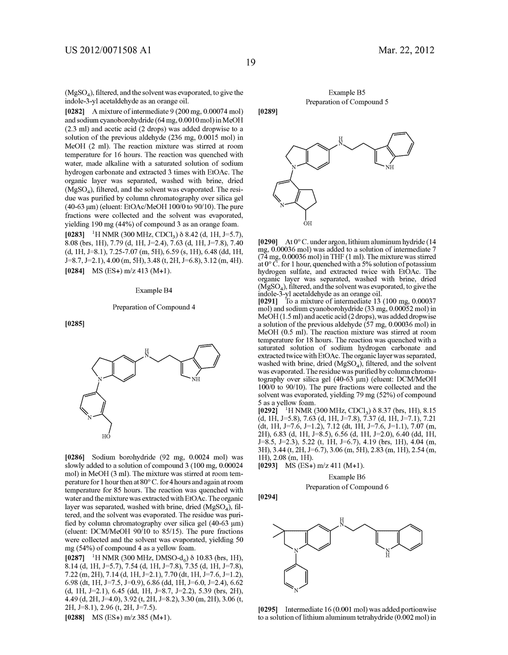 CYCLIC-ALKYLAMINE DERIVATIVES AS INHIBITORS OF THE INTERACTION BETWEEN     MDM2 AND P53 - diagram, schematic, and image 20