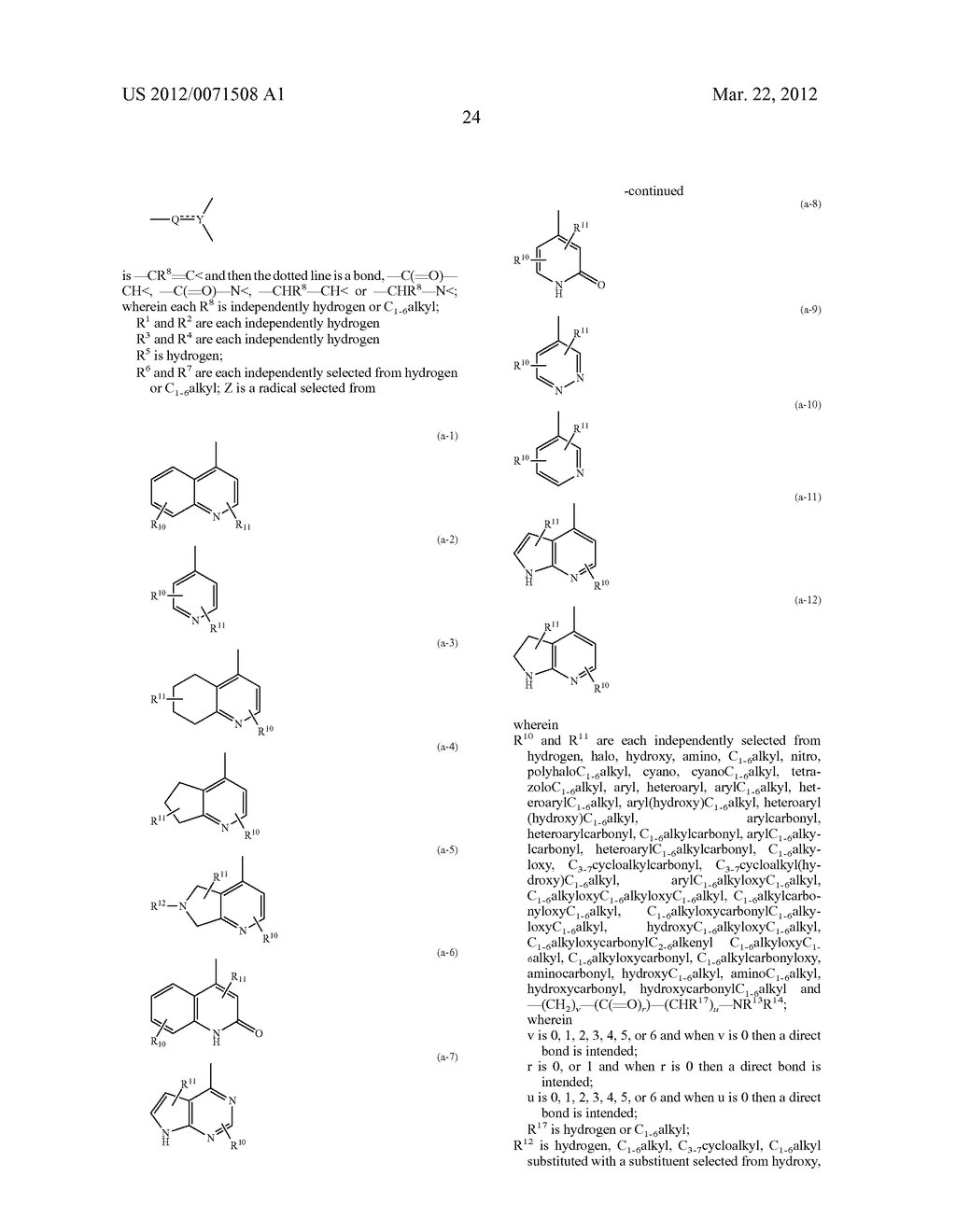 CYCLIC-ALKYLAMINE DERIVATIVES AS INHIBITORS OF THE INTERACTION BETWEEN     MDM2 AND P53 - diagram, schematic, and image 25