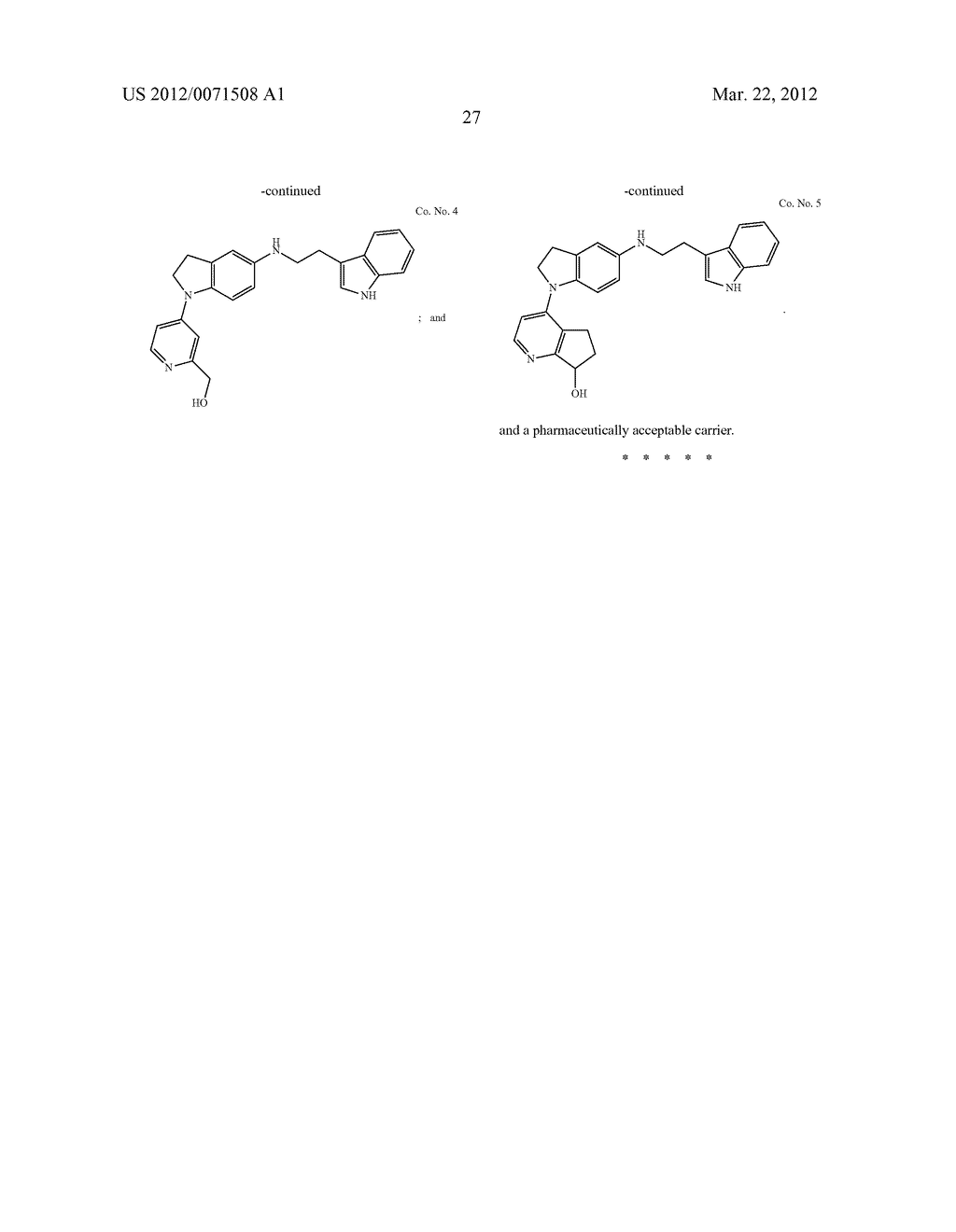 CYCLIC-ALKYLAMINE DERIVATIVES AS INHIBITORS OF THE INTERACTION BETWEEN     MDM2 AND P53 - diagram, schematic, and image 28