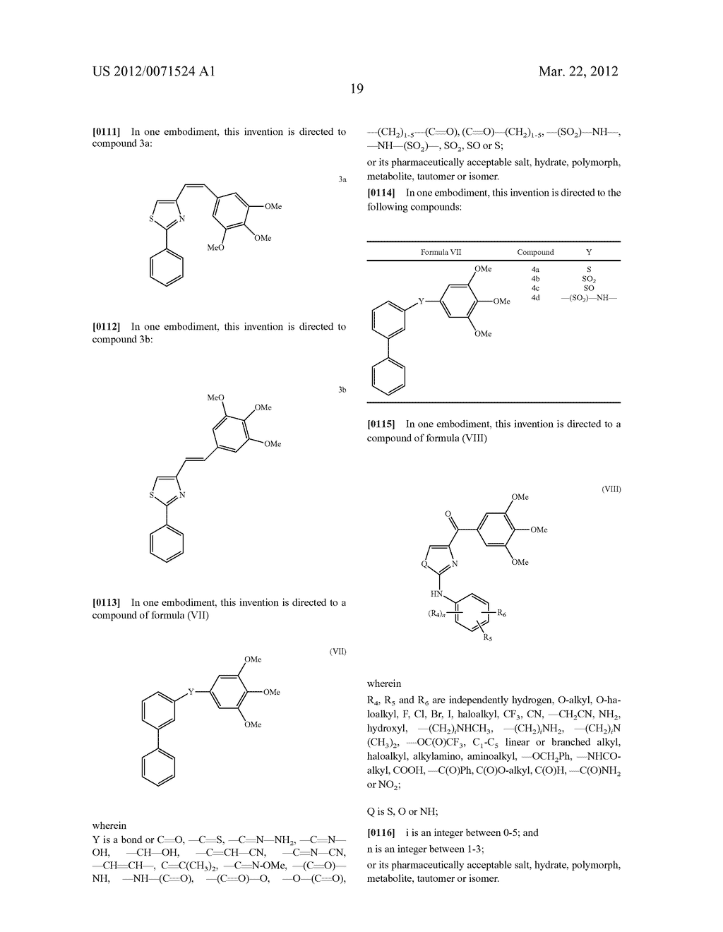 COMPOUNDS FOR TREATMENT OF CANCER - diagram, schematic, and image 64