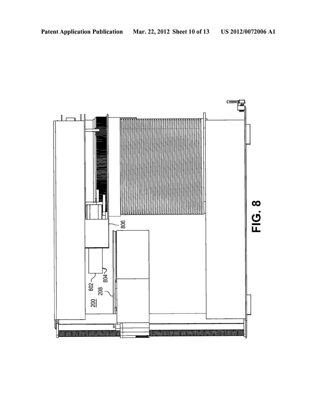 SYSTEM AND METHOD FOR RAPID FABRICATION OF ARBITRARY THREE-DIMENSIONAL     OBJECTS - diagram, schematic, and image 11