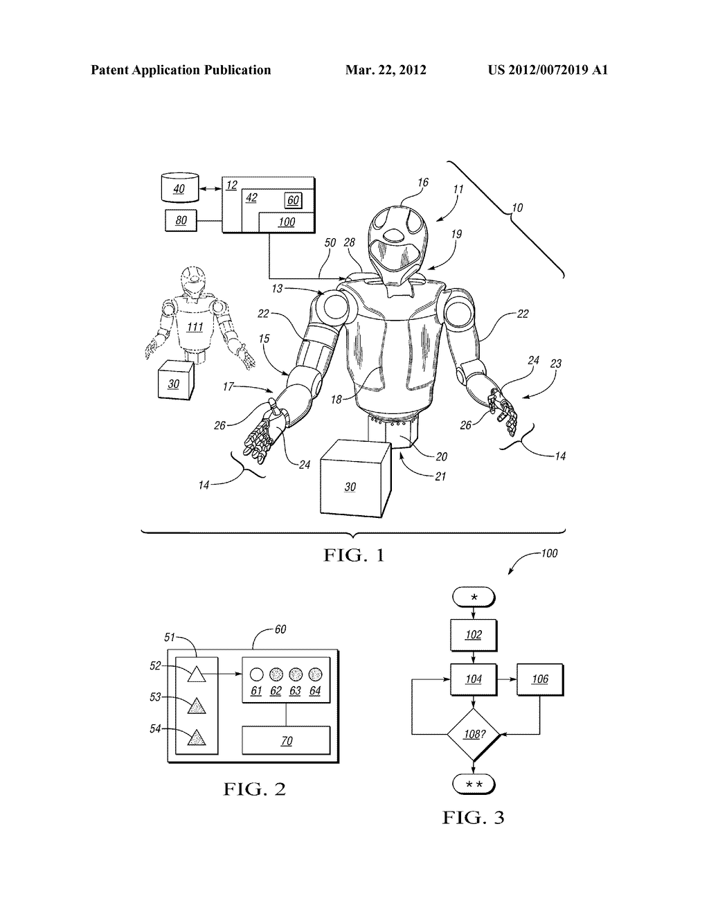 CONCURRENT PATH PLANNING WITH ONE OR MORE HUMANOID ROBOTS - diagram, schematic, and image 02