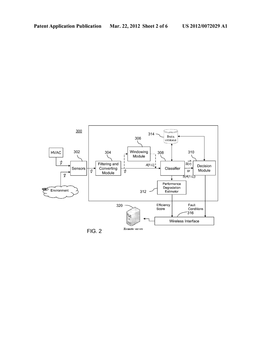 INTELLIGENT SYSTEM AND METHOD FOR DETECTING AND DIAGNOSING FAULTS IN     HEATING, VENTILATING AND AIR CONDITIONING (HVAC) EQUIPMENT - diagram, schematic, and image 03