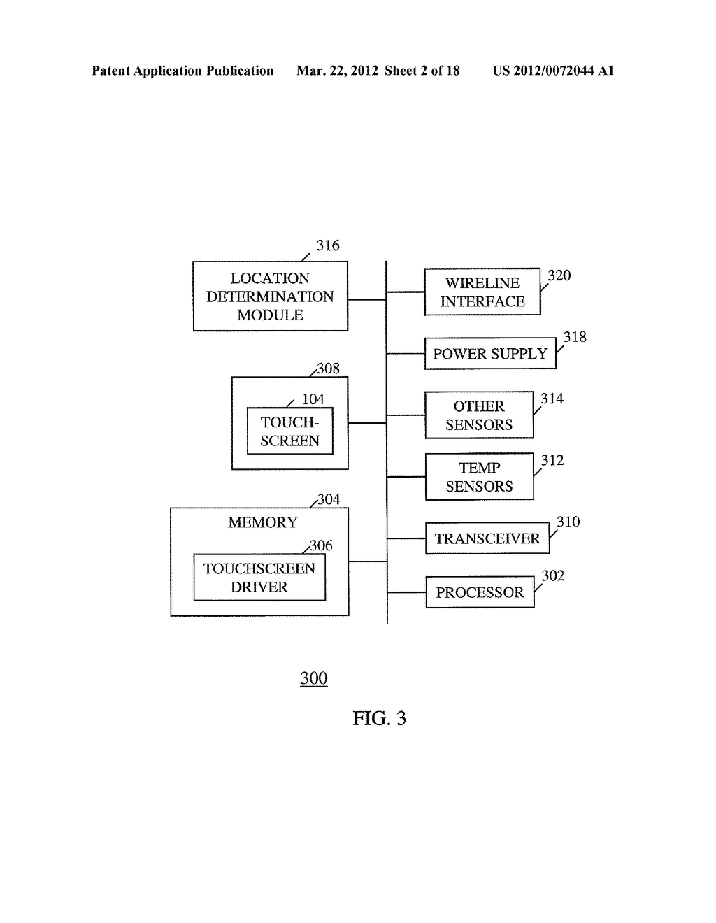 USER COMPUTER DEVICE WITH TEMPERATURE SENSING CAPABILITIES AND METHOD OF     OPERATING SAME - diagram, schematic, and image 03