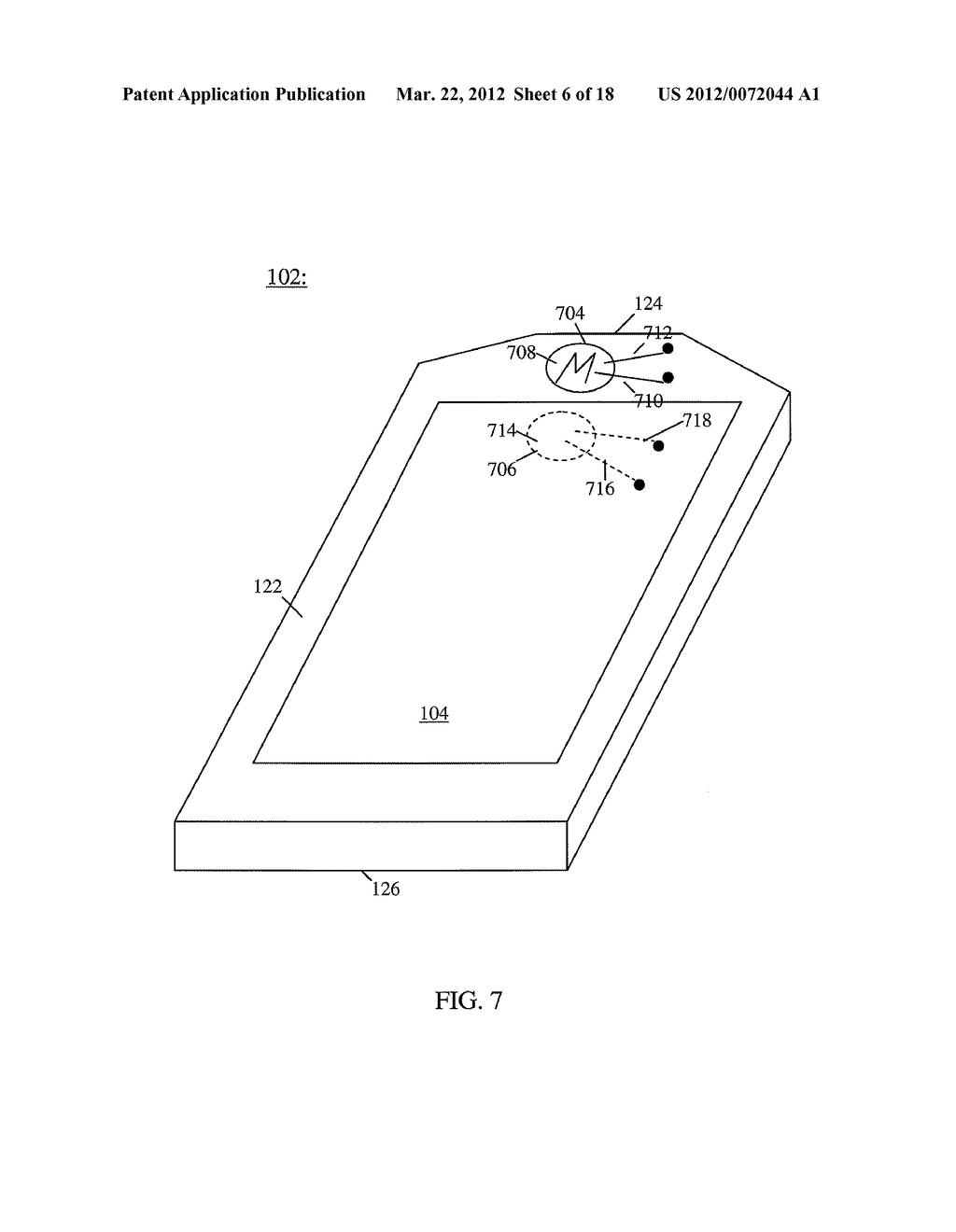 USER COMPUTER DEVICE WITH TEMPERATURE SENSING CAPABILITIES AND METHOD OF     OPERATING SAME - diagram, schematic, and image 07