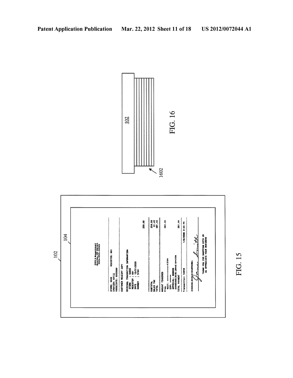 USER COMPUTER DEVICE WITH TEMPERATURE SENSING CAPABILITIES AND METHOD OF     OPERATING SAME - diagram, schematic, and image 12