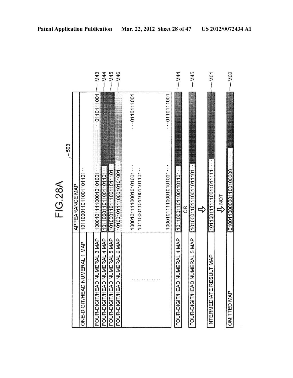 INFORMATION RETRIEVAL METHOD, INFORMATION RETRIEVAL APPARATUS, AND     COMPUTER PRODUCT - diagram, schematic, and image 29