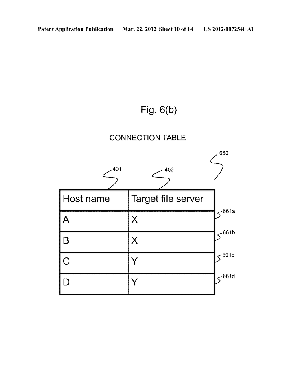 Method of Managing A File Access In A Distributed File Storage System - diagram, schematic, and image 11