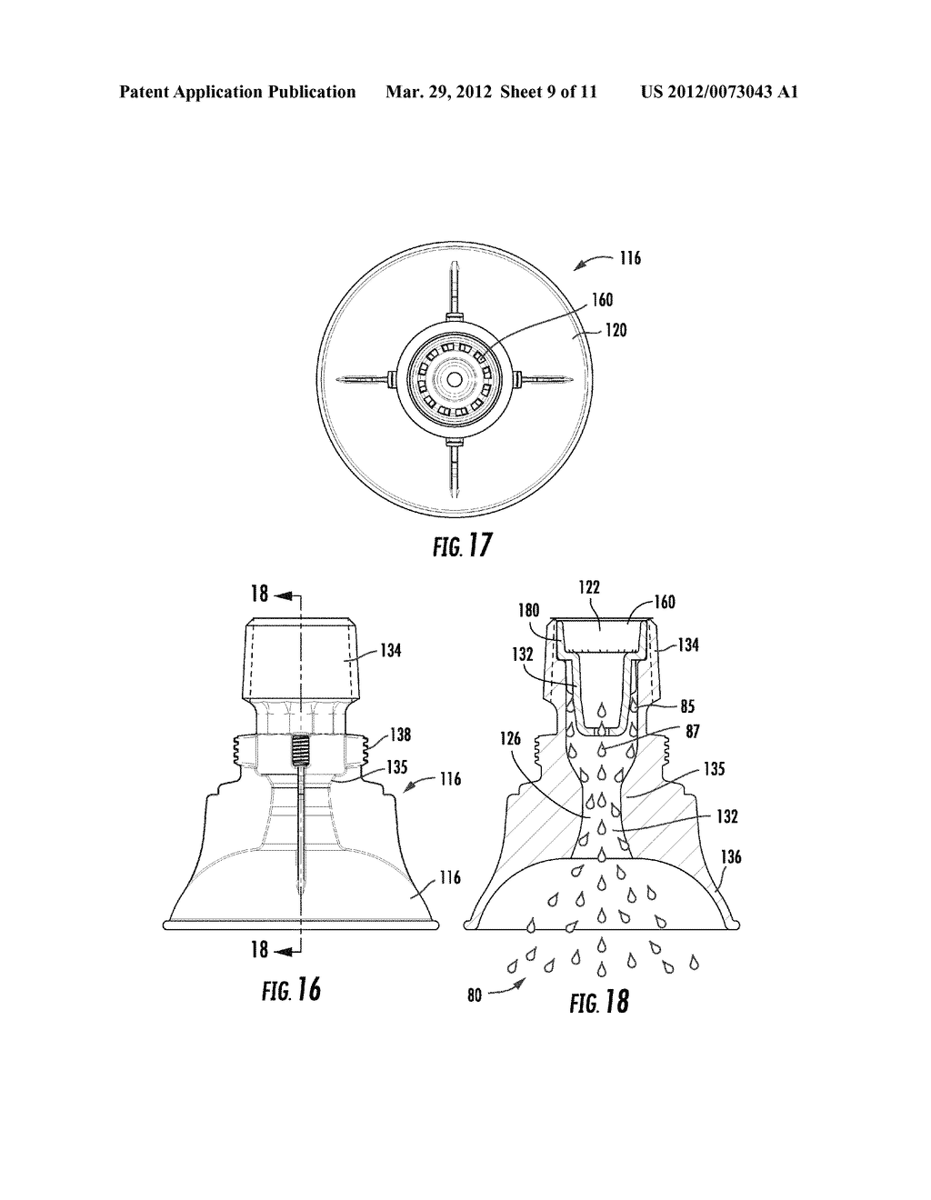SHOWERHEAD FOR EMERGENCY FIXTURE - diagram, schematic, and image 10