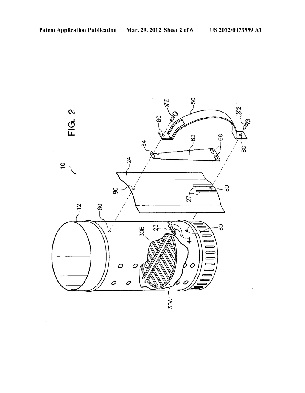 CHARCOAL IGNITER WITH DUAL-ACTION LOCKING GRATE - diagram, schematic, and image 03