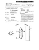 TRANSPARENT COMPOSITE STRUCTURE INTEGRATING A PHOTOVOLTAIC CELL diagram and image