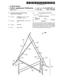 SYSTEM AND KIT FOR ADJUSTABLY MOUNTING AN ARTICLE diagram and image