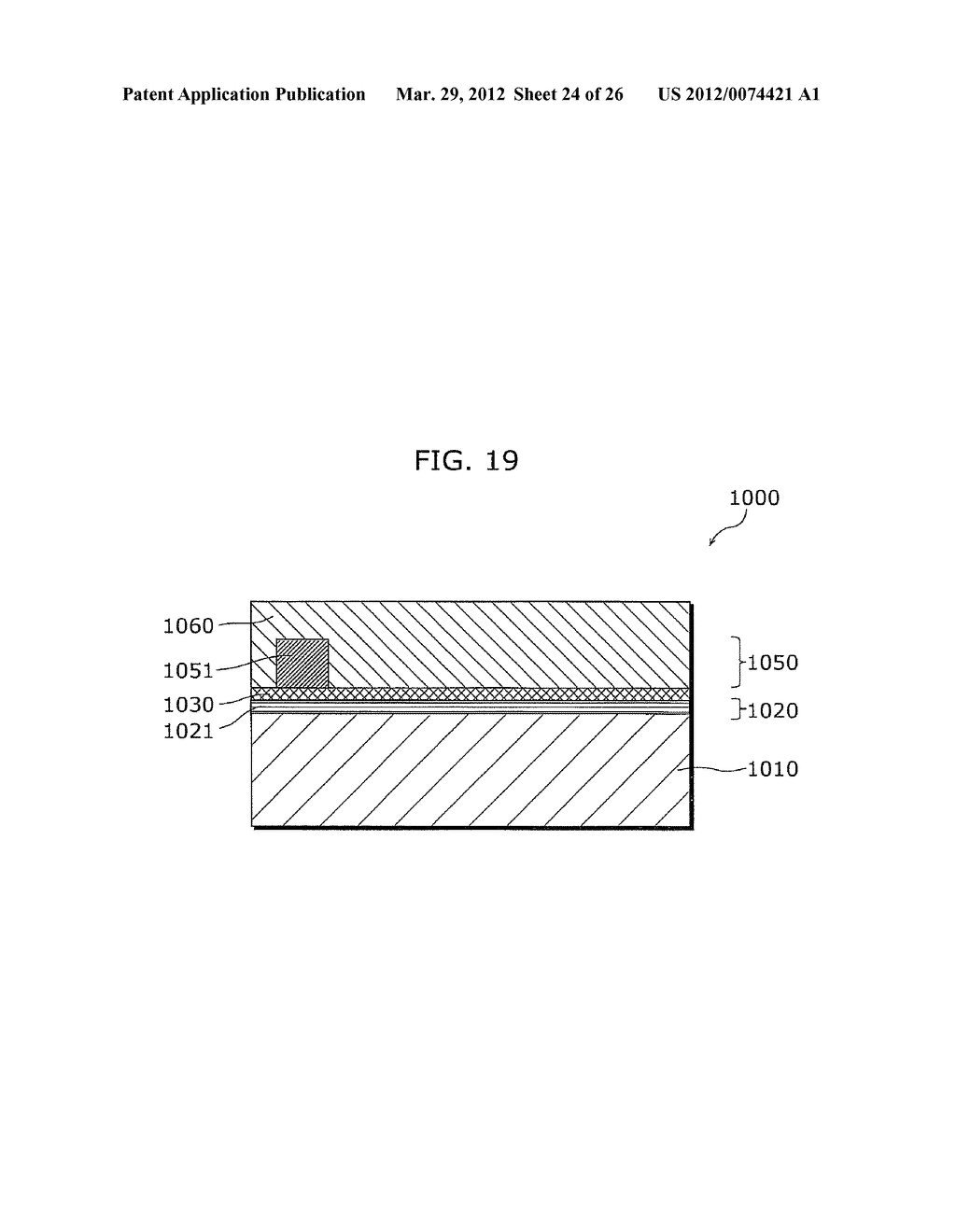 THIN-FILM TRANSISTOR ARRAY DEVICE, EL DISPLAY PANEL, EL DISPLAY DEVICE,     THIN-FILM TRANSISTOR ARRAY DEVICE MANUFACTURING METHOD, EL DISPLAY PANEL     MANUFACTURING METHOD - diagram, schematic, and image 25