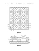 LED PACKAGE MODULE AND MANUFACTURING METHOD THEREOF diagram and image