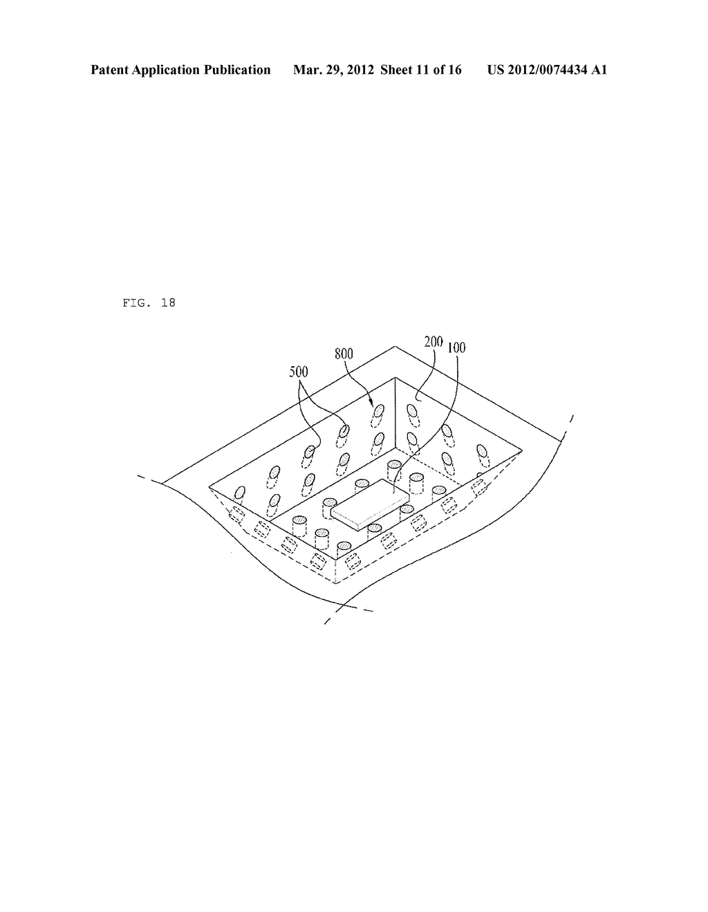 LIGHT EMITTING DEVICE PACKAGE AND LIGHTING APPARATUS USING THE SAME - diagram, schematic, and image 12