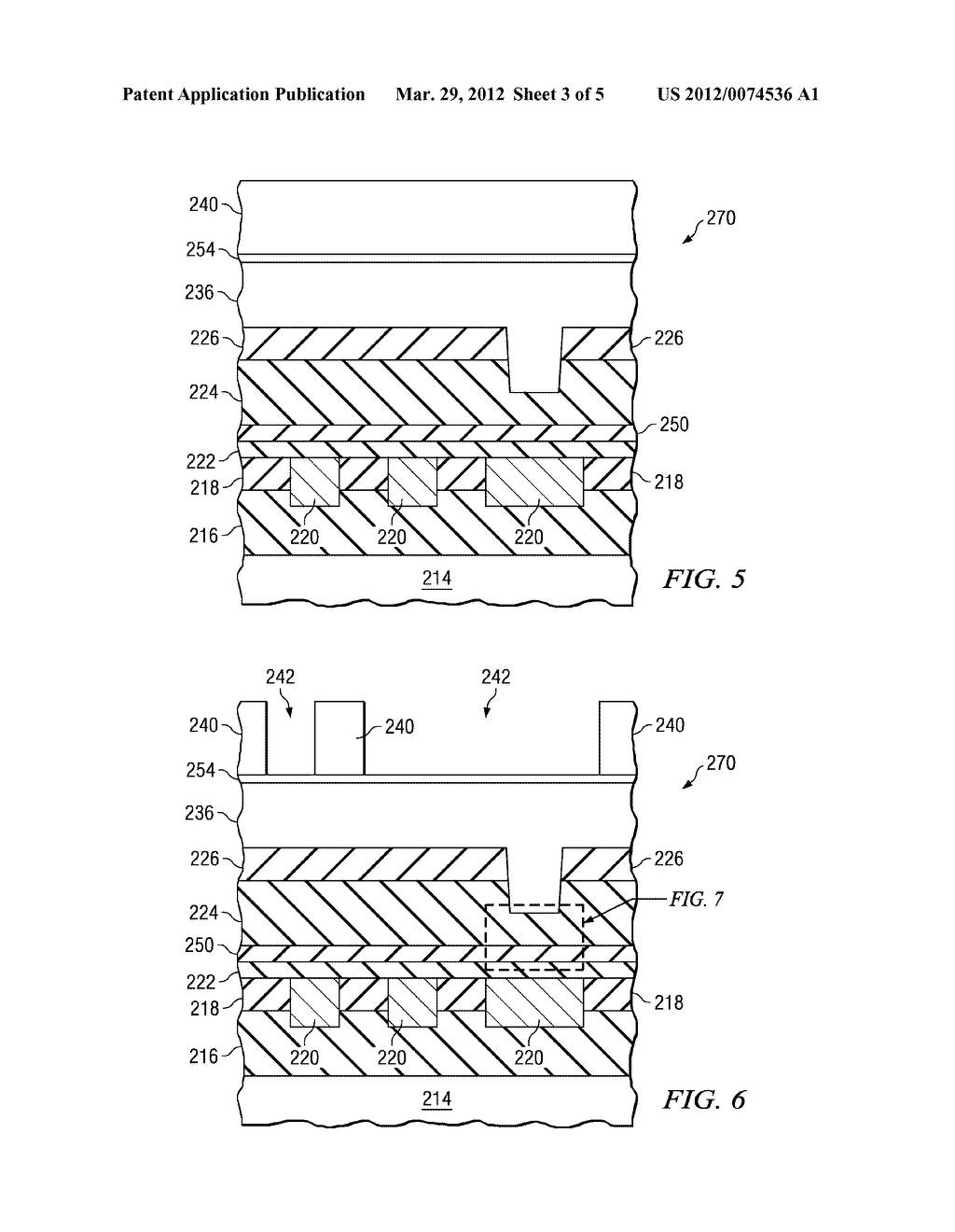 Methods of Manufacturing Semiconductor Devices and Structures Thereof - diagram, schematic, and image 04