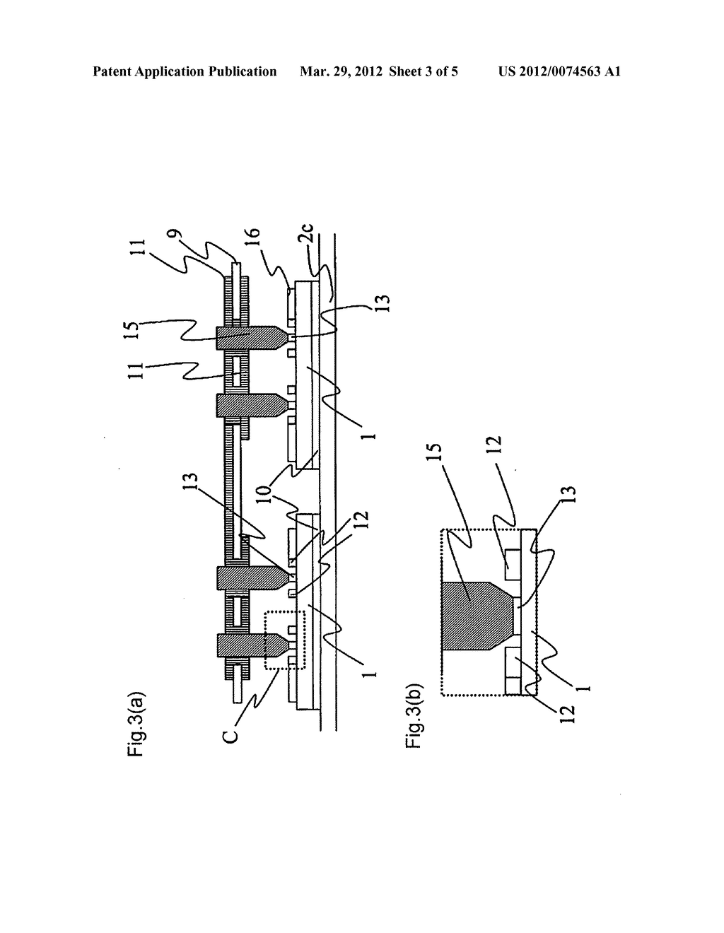 Semiconductor apparatus and the method of manufacturing the same - diagram, schematic, and image 04