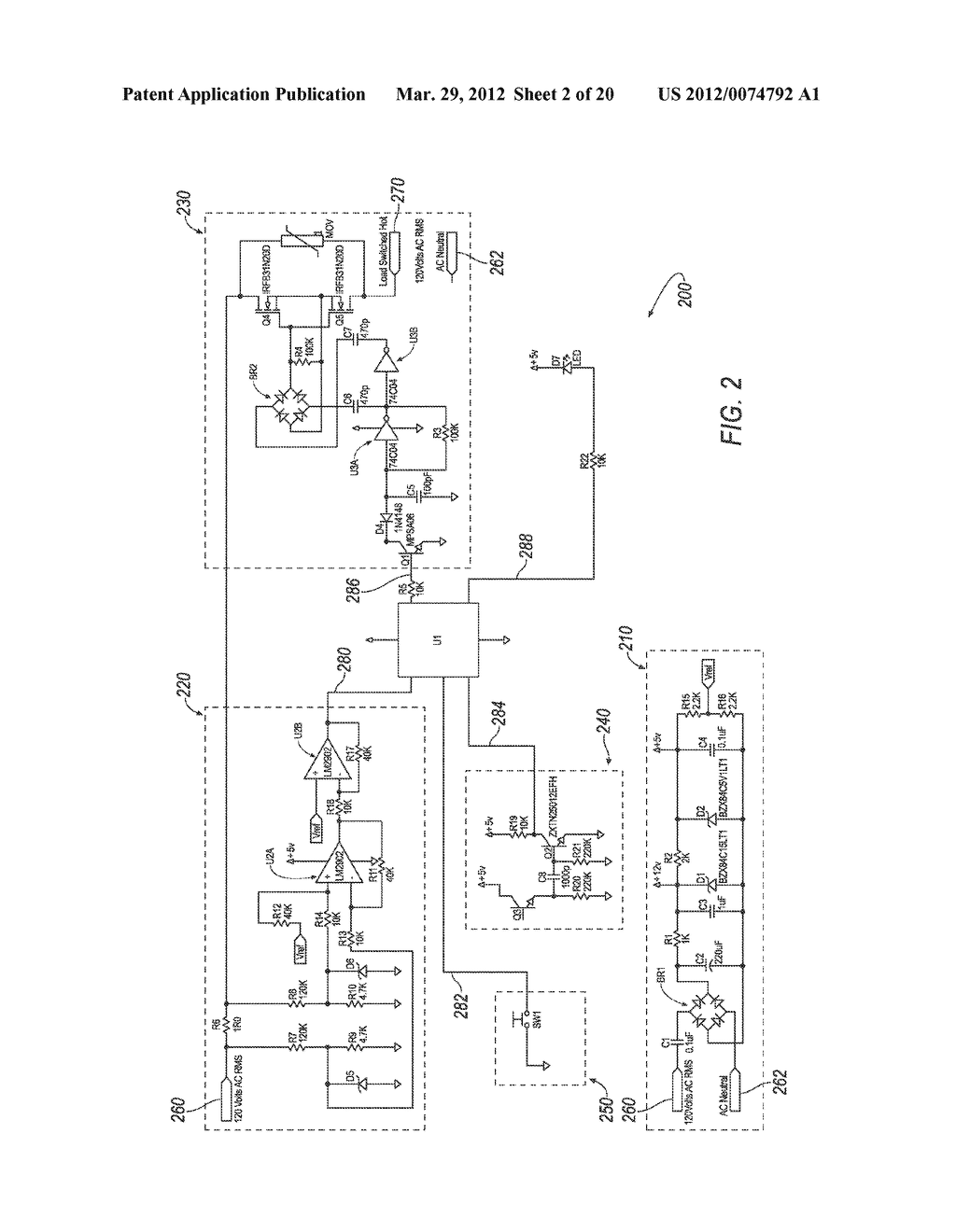 SYSTEM AND METHOD FOR LOAD CONTROL - diagram, schematic, and image 03