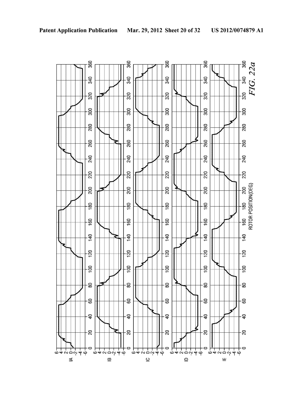 Methods and Apparatuses for Fault Management in Permanent Magnet     Synchronous Machines Using the Field Reconstruction Method - diagram, schematic, and image 21