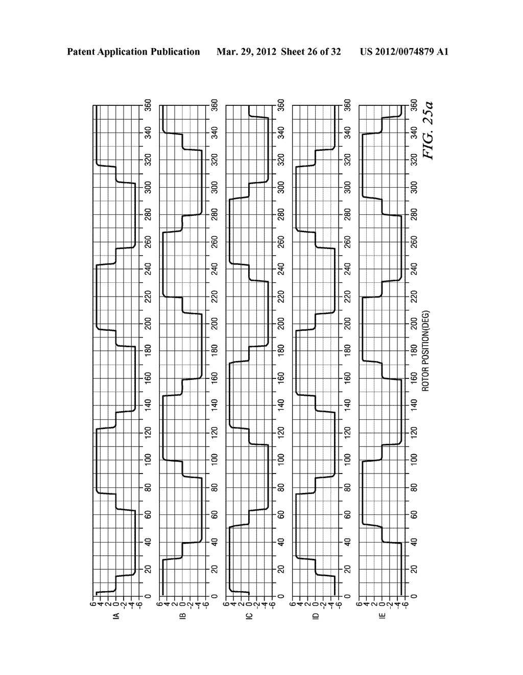 Methods and Apparatuses for Fault Management in Permanent Magnet     Synchronous Machines Using the Field Reconstruction Method - diagram, schematic, and image 27