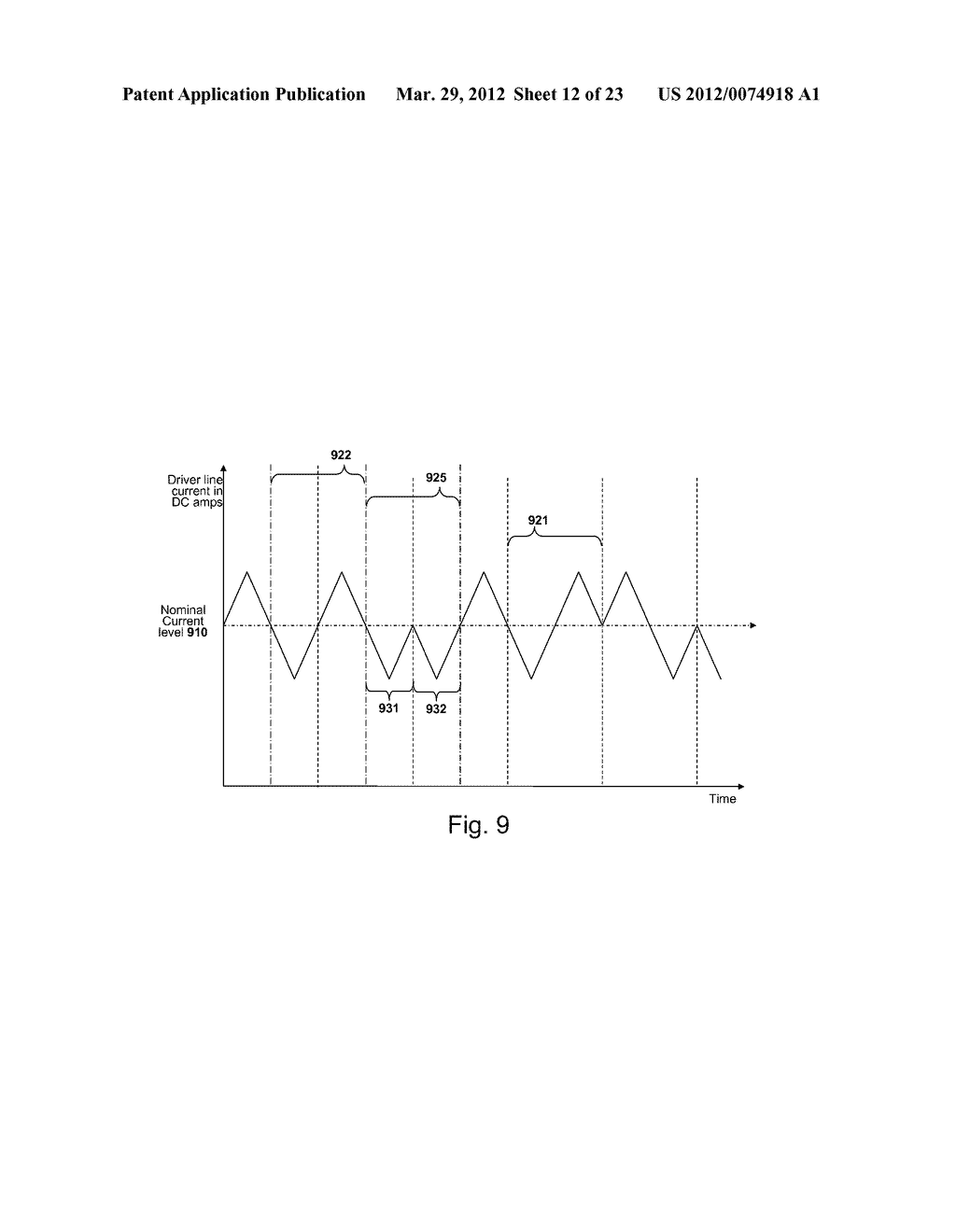 Method And Apparatus For Booting Up Digital Circuit Nodes Coupled To A     Single Conductor Current Line - diagram, schematic, and image 13
