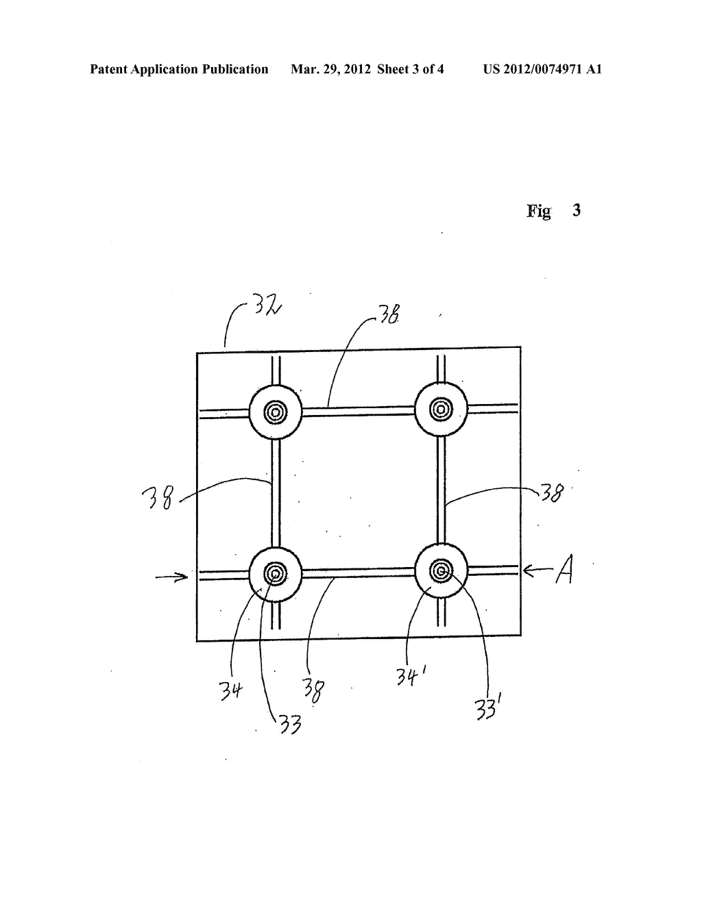 MEASURING DEVICE FOR ELECTRICALLY MEASURING A FLAT MEASUREMENT STRUCTURE     THAT CAN BE CONTACTED ON ONE SIDE - diagram, schematic, and image 04