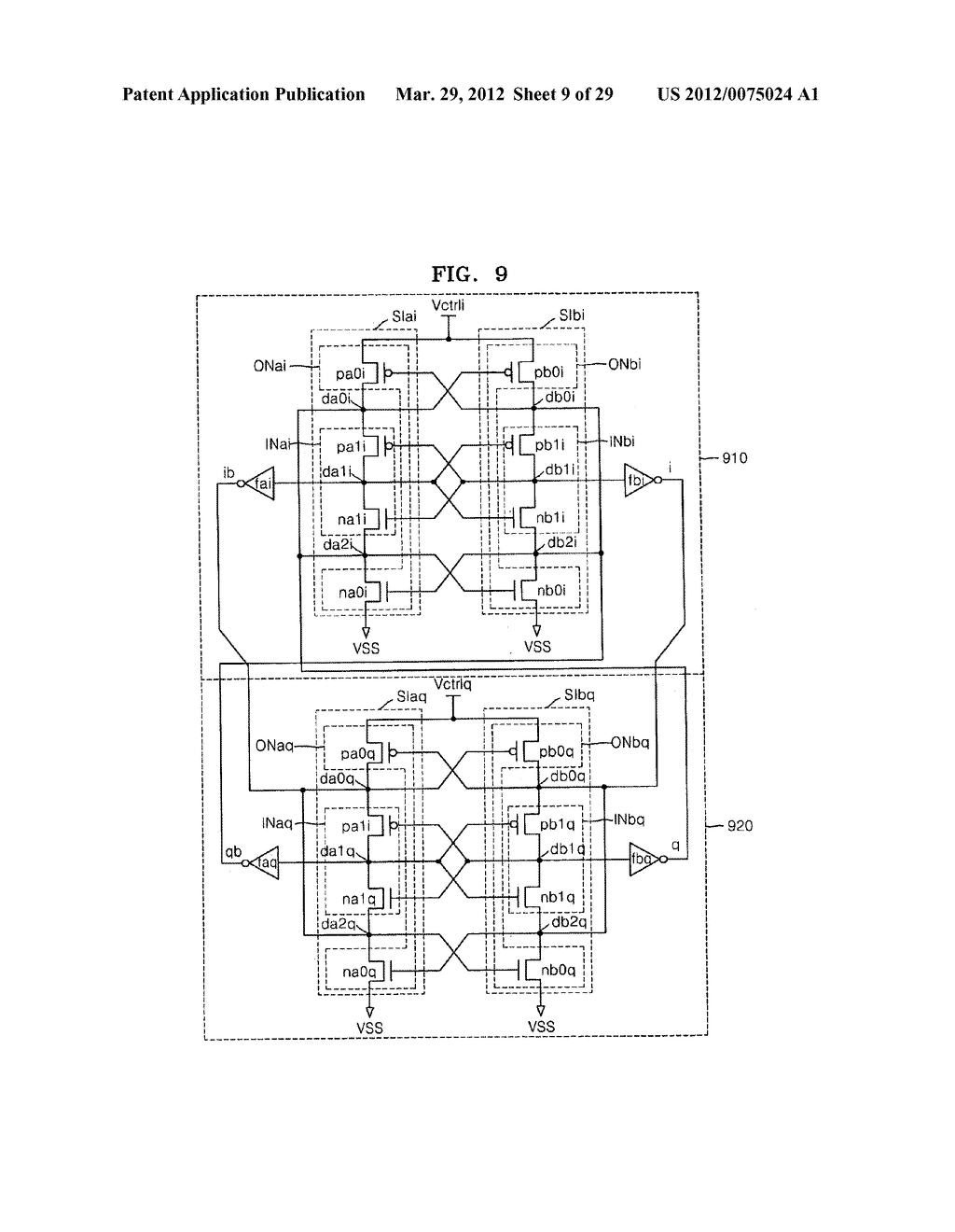 OSCILLATOR, OSCILLATOR IMPLEMENTATIONS AND METHOD OF GENERATING AN     OSCIALLATING SIGNAL - diagram, schematic, and image 10