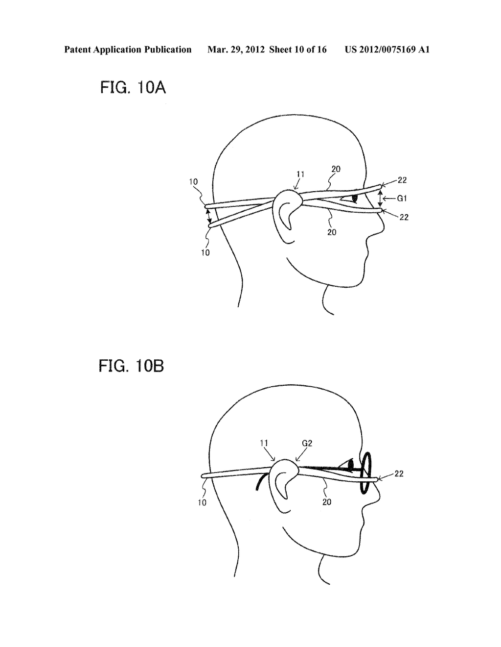 HEAD-MOUNTED DISPLAY - diagram, schematic, and image 11