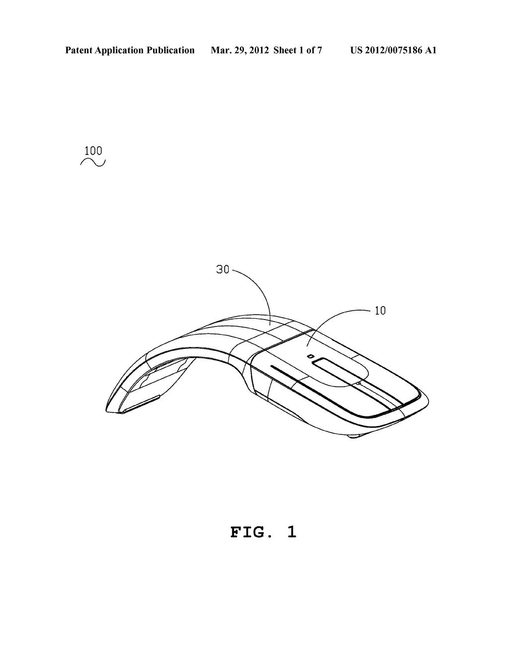 BENDABLE MOUSE - diagram, schematic, and image 02