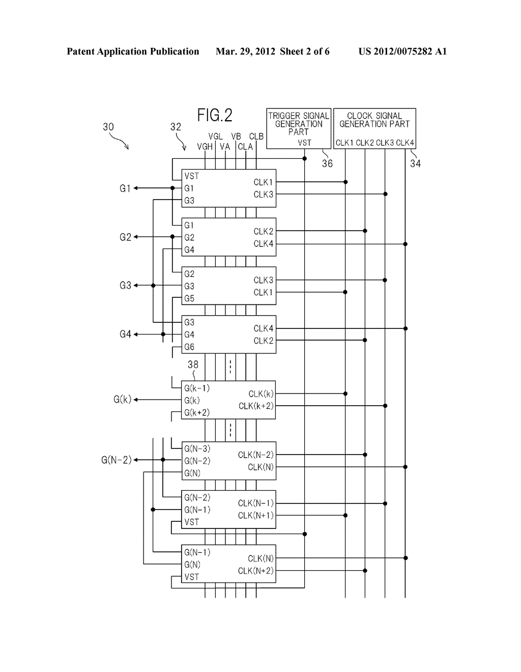DRIVE CIRCUIT FOR DISPLAY PANEL, AND DISPLAY DEVICE - diagram, schematic, and image 03