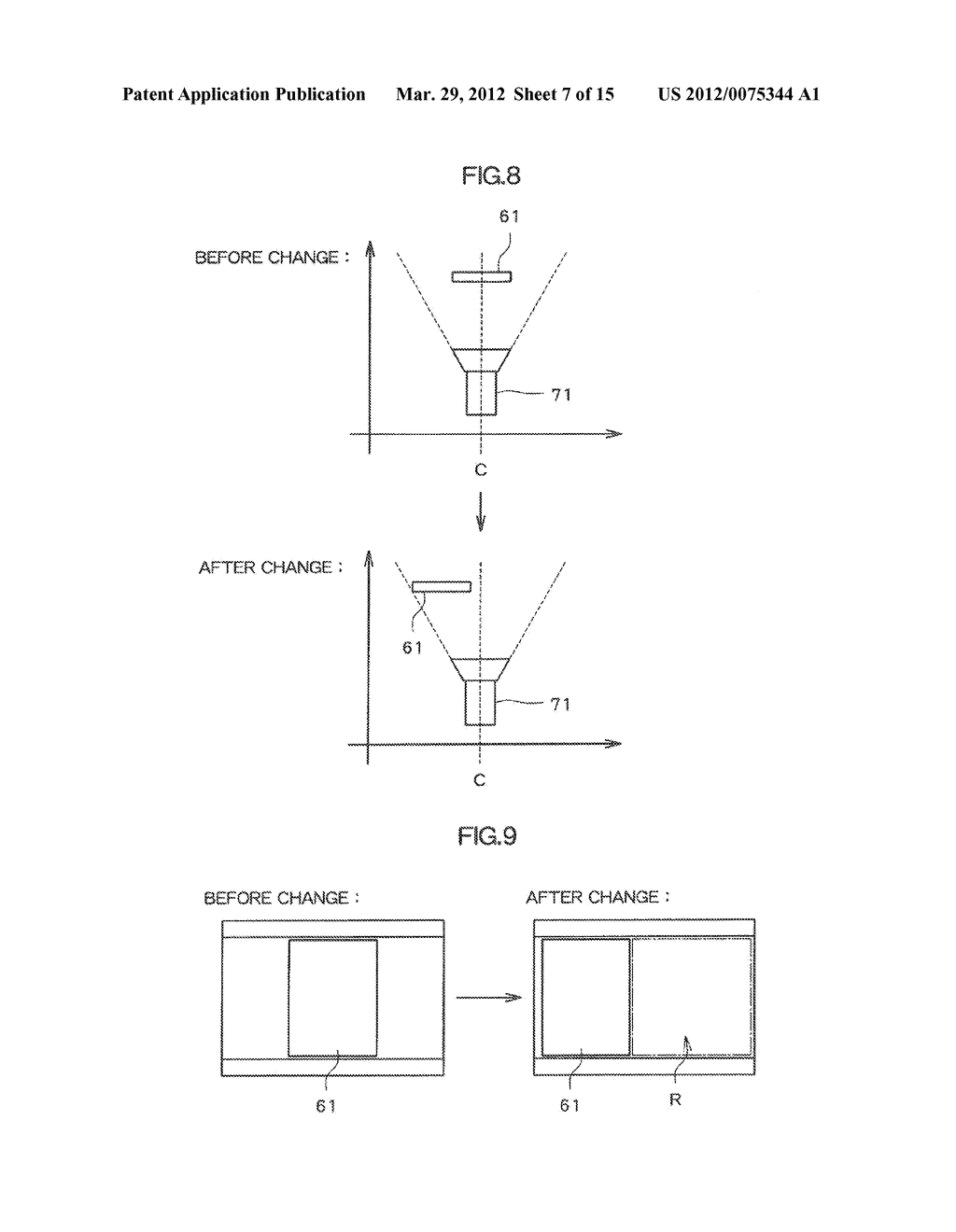 INFORMATION DISPLAY DEVICE - diagram, schematic, and image 08
