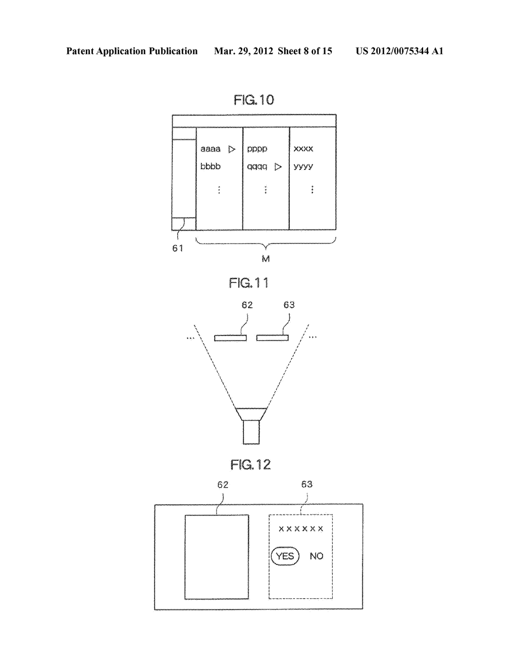 INFORMATION DISPLAY DEVICE - diagram, schematic, and image 09