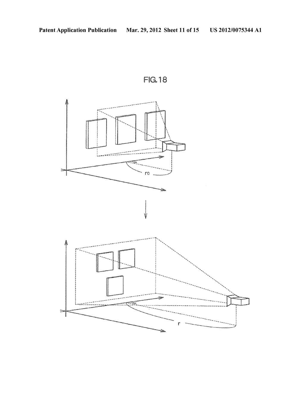 INFORMATION DISPLAY DEVICE - diagram, schematic, and image 12