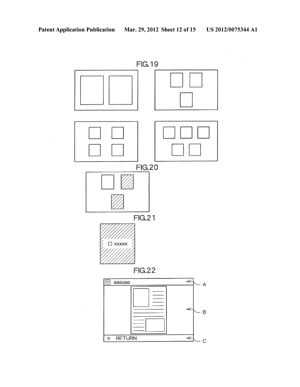 INFORMATION DISPLAY DEVICE - diagram, schematic, and image 13