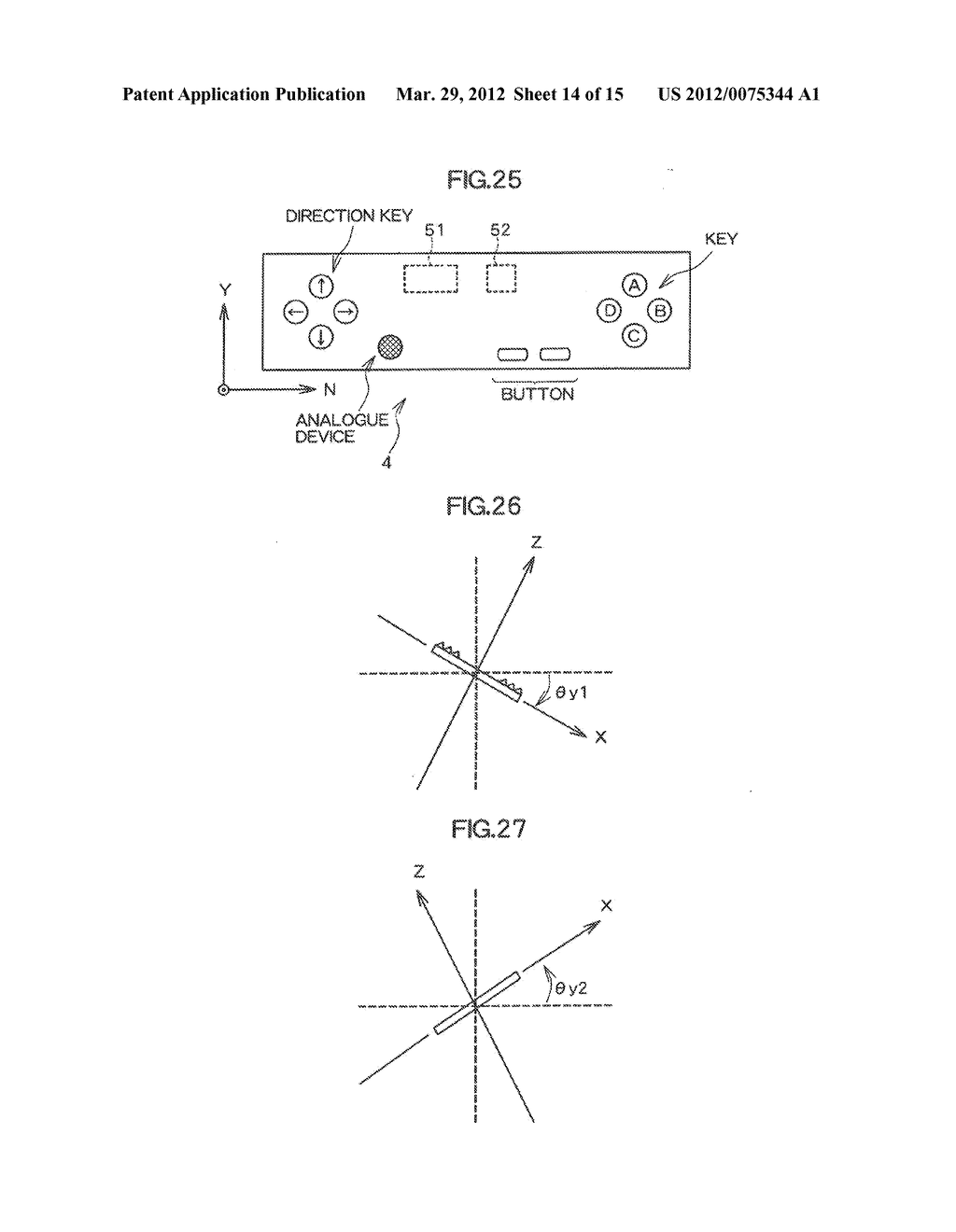 INFORMATION DISPLAY DEVICE - diagram, schematic, and image 15