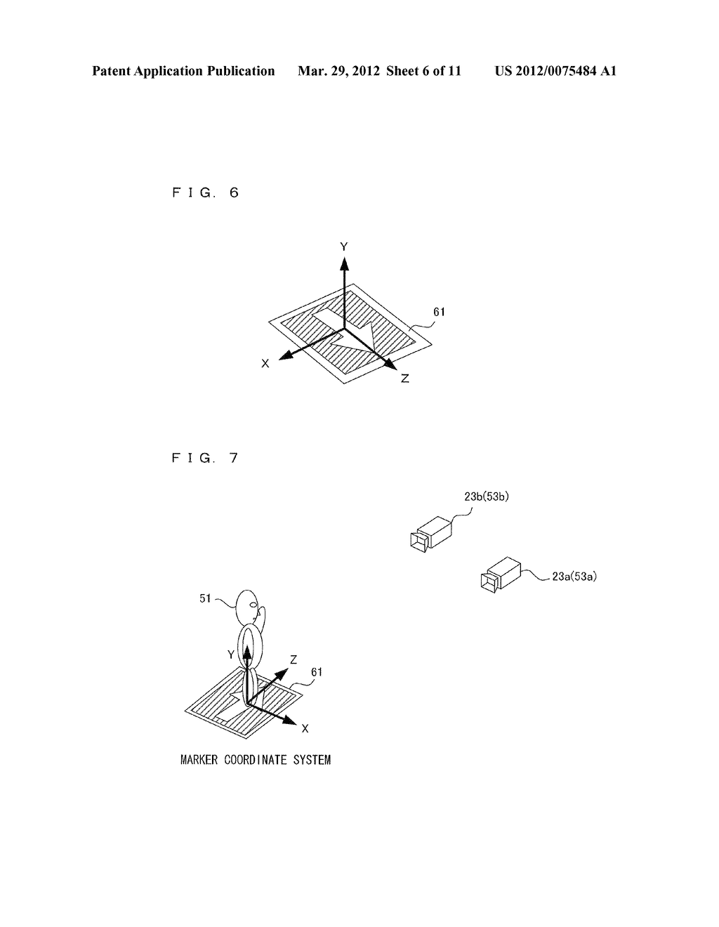 COMPUTER-READABLE STORAGE MEDIUM HAVING IMAGE PROCESSING PROGRAM STORED     THEREIN, IMAGE PROCESSING APPARATUS, IMAGE PROCESSING SYSTEM, AND IMAGE     PROCESSING METHOD - diagram, schematic, and image 07