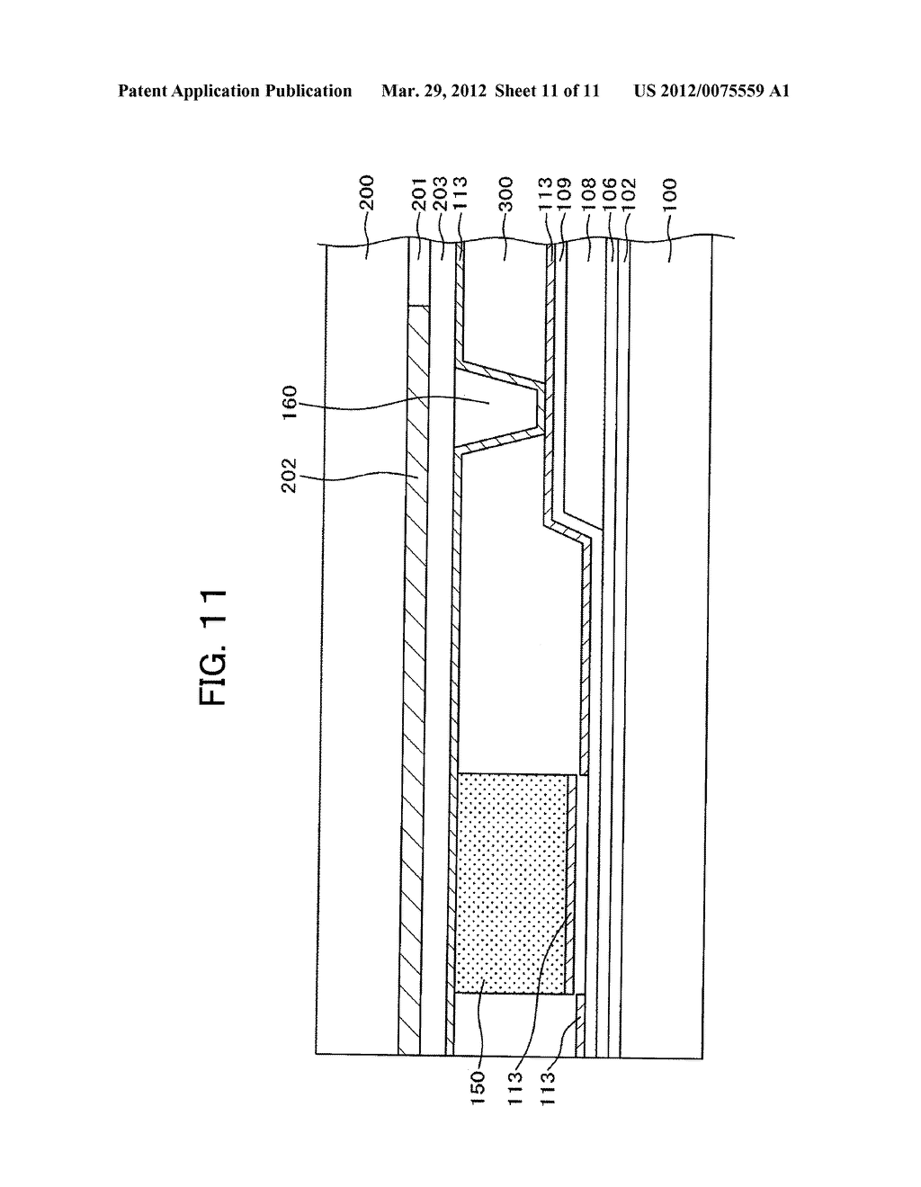 LIQUID CRYSTAL DISPLAY DEVICE - diagram, schematic, and image 12