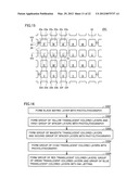 METHOD OF MANUFACTURING COLOR FILTER AND COLOR FILTER diagram and image