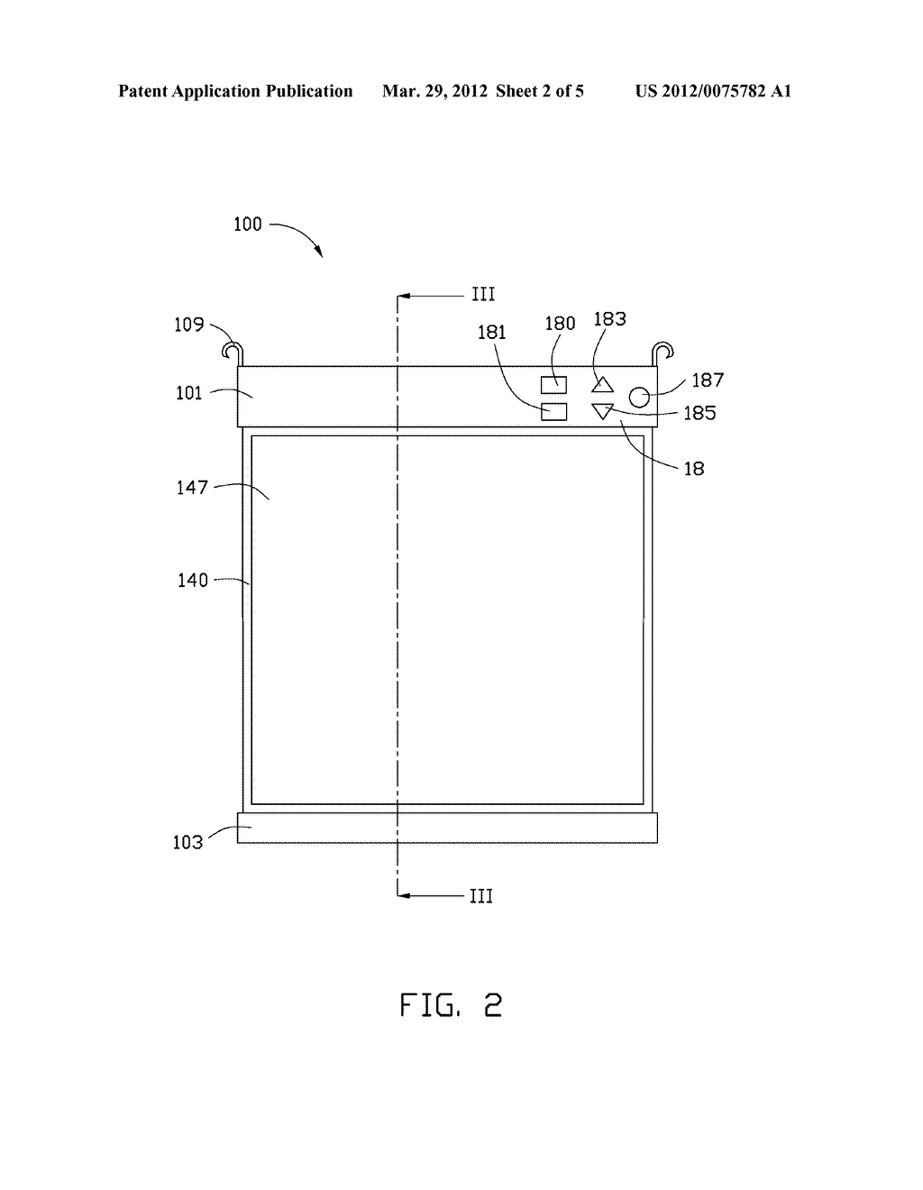 FLEXIBLE DISPLAY AND ELECTRONIC DEVICE HAVING THE SAME - diagram, schematic, and image 03